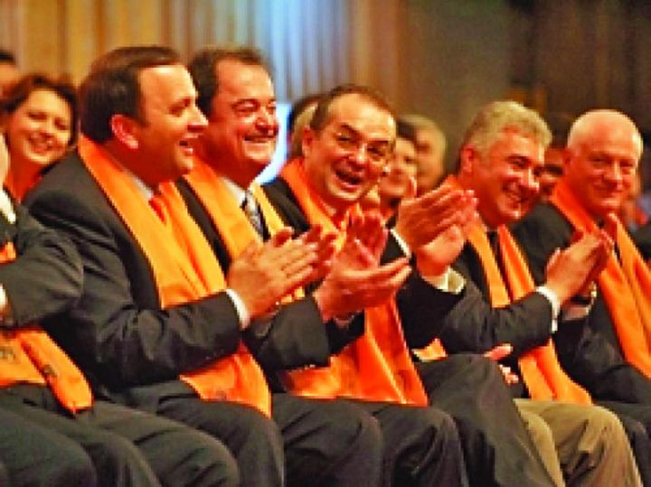 congres pdl pedelisti Maior face lipeala Ponta – Boc