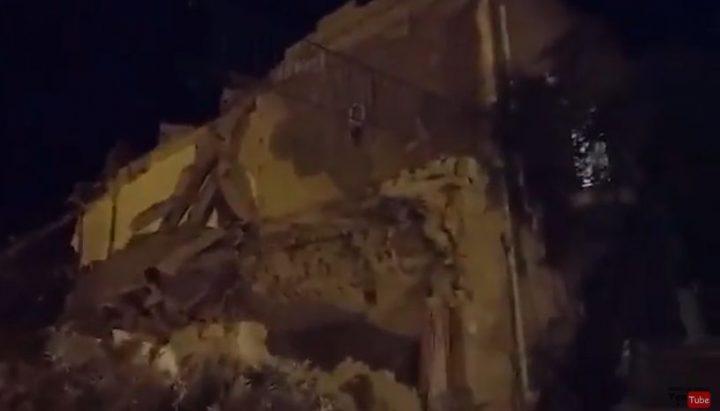 cutremur 720x411 Cutremur de 4 grade in Italia: doi morti si zeci de raniti