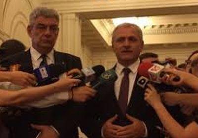 disc1 Ce au discutat Dragnea si Tudose, ore intregi, la Guvern!