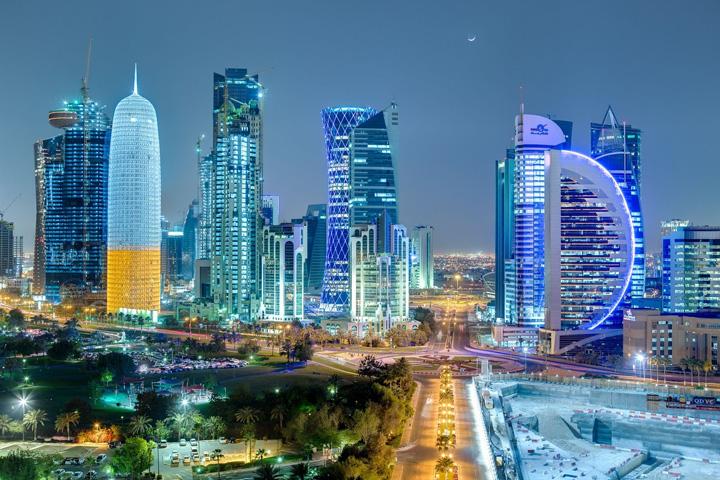 doha qatar Fara vize in Qatar