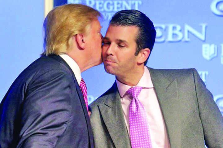 ei doi Ursul lui Trump, 30.000 euro teapa pentru Pahontu