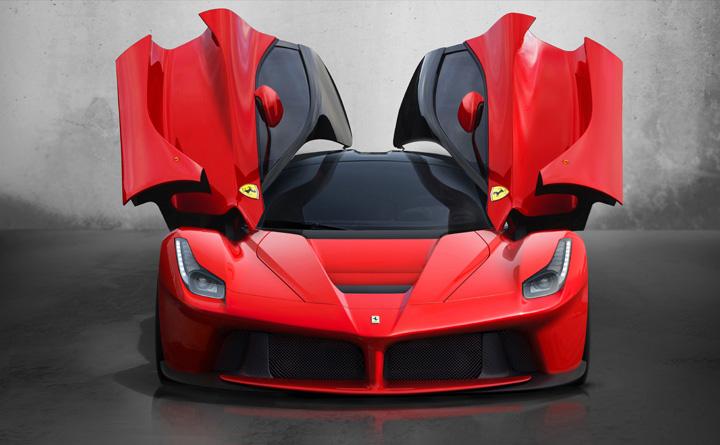 ferrari car1 Romanii, ahtiati dupa Ferrari si Lamborghini