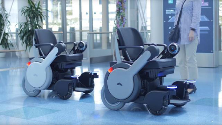 fotolii Fotolii autonome in aeroporturi