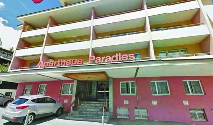hotel 1 In Elvetia, evreii sunt trimisi la dusuri