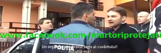 imag Fostul ministru Sova, scandal cu politia. De cand sunt imaginile! (VIDEO)