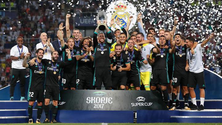 """image 2017 08 9 21945230 41 real madrid invingatoare supercupa europei """"Galacticii"""", monopol pe trofeele europene"""