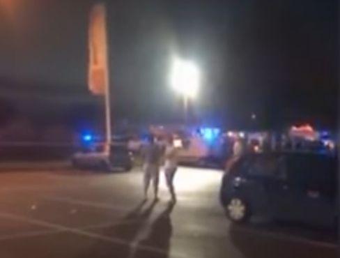 incid 1 O fetita ucisa si mai multi oameni raniti, dupa ce o masina a intrat intr un local din Paris