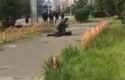 inciddd Atac cu cutitul intr un oras rusesc: mai multi raniti (VIDEO)