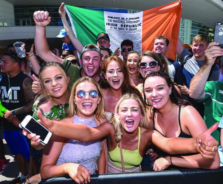 irlanda ţine cu McGregor Incaierarea colosilor