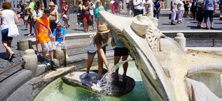 italieni Italienii, masuri drastice pentru turisti
