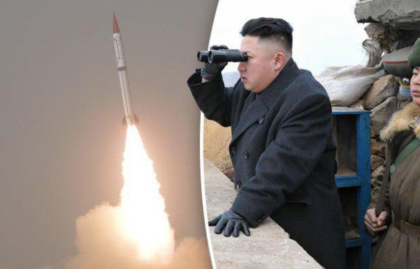 kim jong un rachete nucleare Americanii, adevarata tinta a lui Kim Jong Un