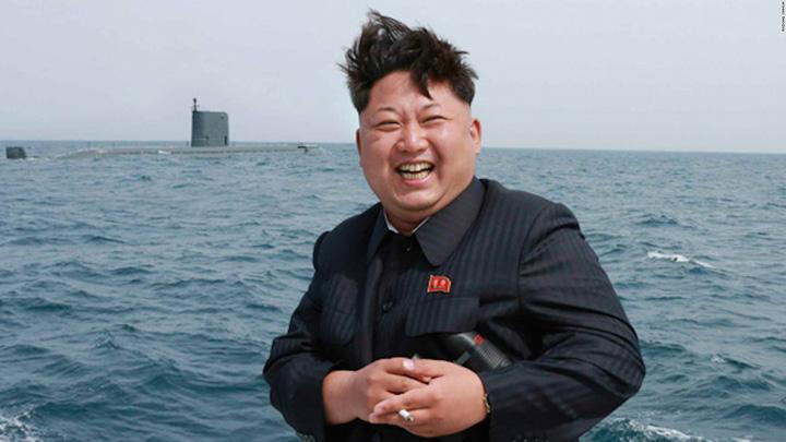 kim Trump, ia de aici patru rachete