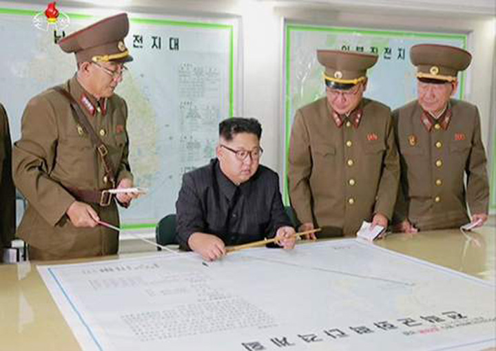 kim2 Trump, fiert fara apa de Kim Jong un