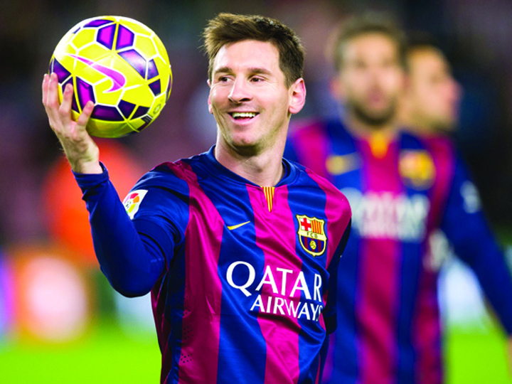 lionel messi Manchester City se leapada de Air Berlin. Vine Messi?