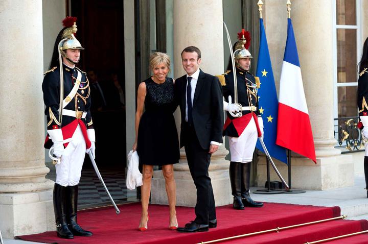 macron 3 Premiera in Franta: Brigitte Macron, rol oficial la Elysee