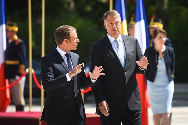 macron iohannnis 720x480 Macron reformeaza Europa din Romania