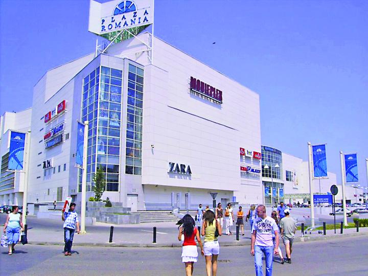 mall plaza Val de migranti la poarta lui Iohannis!