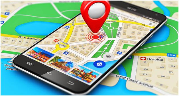 maps Google Maps are functia de gasire a parcarilor
