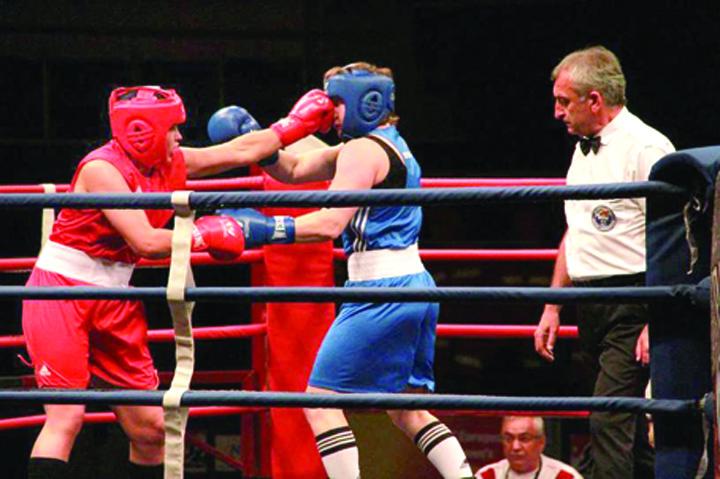 meci Boxul feminin, marele pariu al lui Boroi!