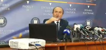 ministru2 350x167 Toader, anunt despre Inspectia Judiciara. Se propune o lege speciala