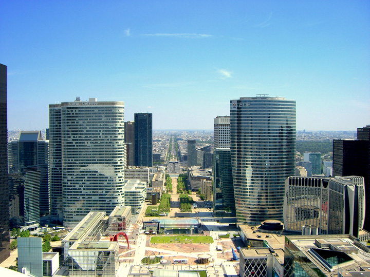 paris la defense 03 copyright craig rettig Paris, centrul financiar al U.E.