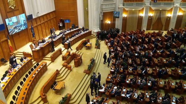 parlament oameni politici Incepe razboiul celor doua Americi in Romania