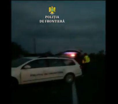 poli 2 Soferii n au oprit la semnal. Focuri de arma la frontiera: politist si doi migranti, raniti (VIDEO)