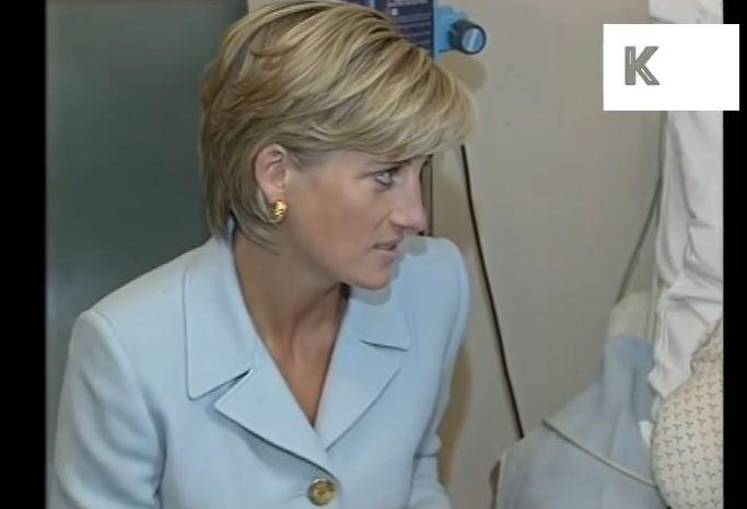 printesa 20 de ani fara Printesa Diana (VIDEO)