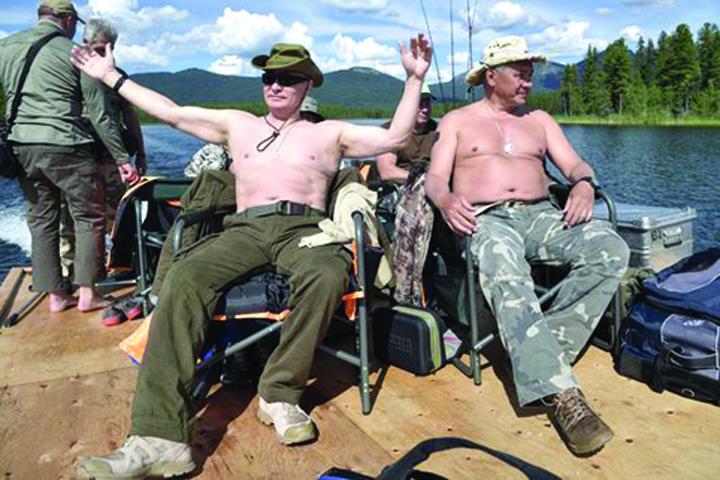 putin3 Putin, spaima stiucilor