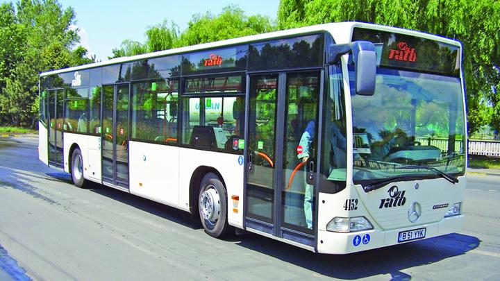 ratb 38067300 A fost anulata licitatia pentru cele 400 de autobuze au aer conditionat