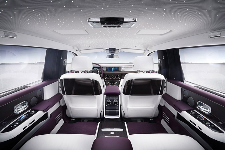 rolls spate Rolls Royce dezvaluie noul Phantom