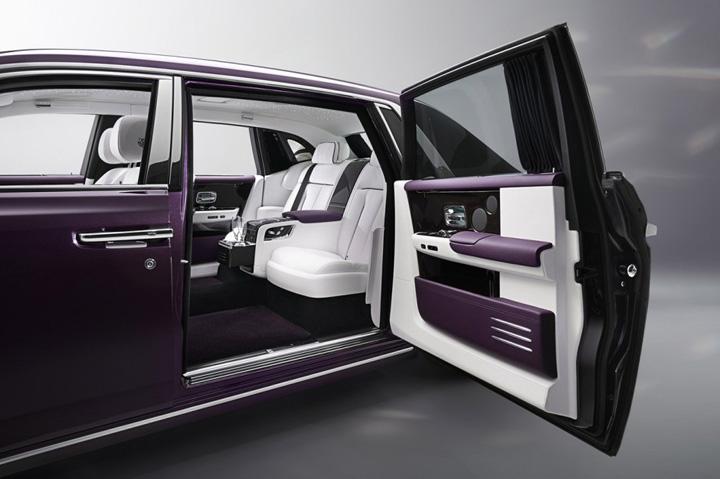 rolls usi Rolls Royce dezvaluie noul Phantom