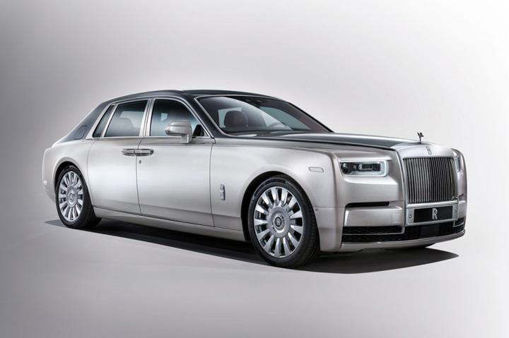 rolls Rolls Royce dezvaluie noul Phantom