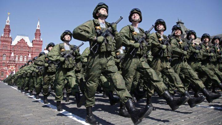 rusi armata 720x405 Rusia pregateste un mare razboi cu Occidentul!
