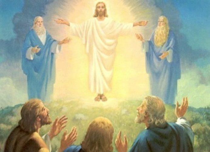 schimbare 693x500 Obiceiuri si traditii ce tin de marea sarbatoare a Schimbarii la Fata a Domnului