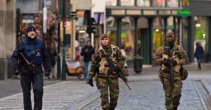 soldati 720x378 Belgia: pas alergator impotriva teroristilor