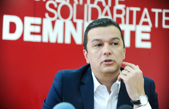 sorin grindeanu Grindeanu, externalizat de PSD