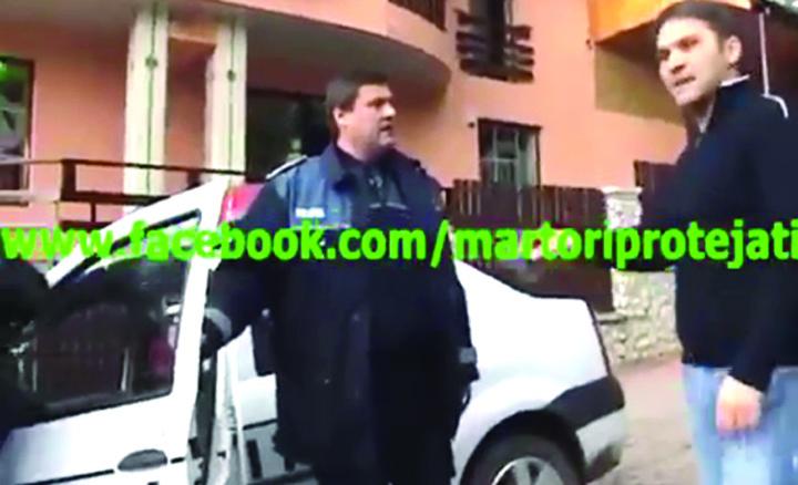 sova 2 Dan Sova, scandal ingropat cu Politia