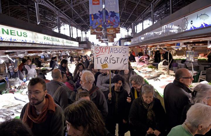 spania Spania a dat o in turismofobie