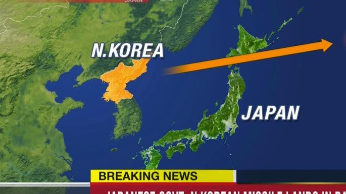 traseu racheta balistica nord coreea Puternicii lumii se pregatesc de razboi