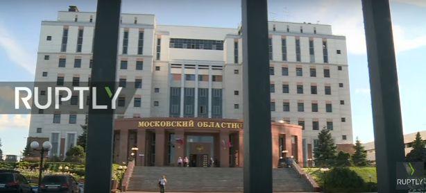 tribun Impuscaturi la tribunal. Trei morti, la Moscova