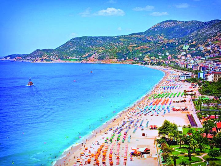 turcia Exemplul Turciei: 3,5 milioane de turisti in iunie