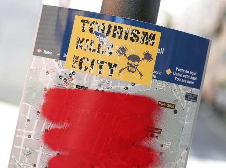 turism spania Spania a dat o in turismofobie