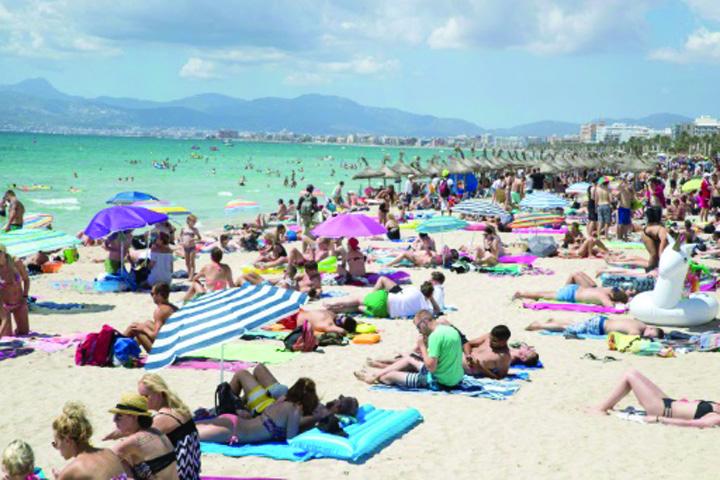 turism Europa, in razboi cu turistii