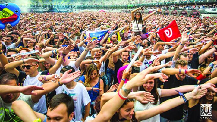 untold 1 Armin van Buuren, show de zile mari la Untold