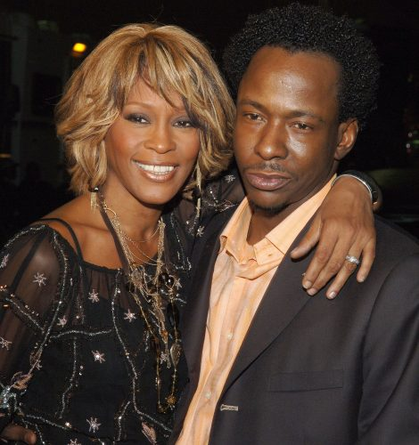 whitney houston bobby brown 470x500 Whitney Houston era lesbiana