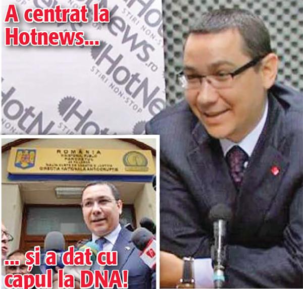 """02 03aasasa Ponta are """"culoar"""" la DNA!"""