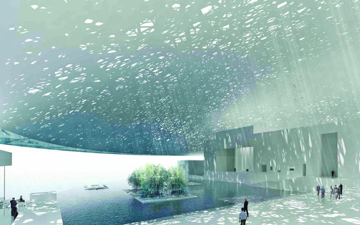 1 1 Se deschide Muzeul Luvru din Abu Dhabi