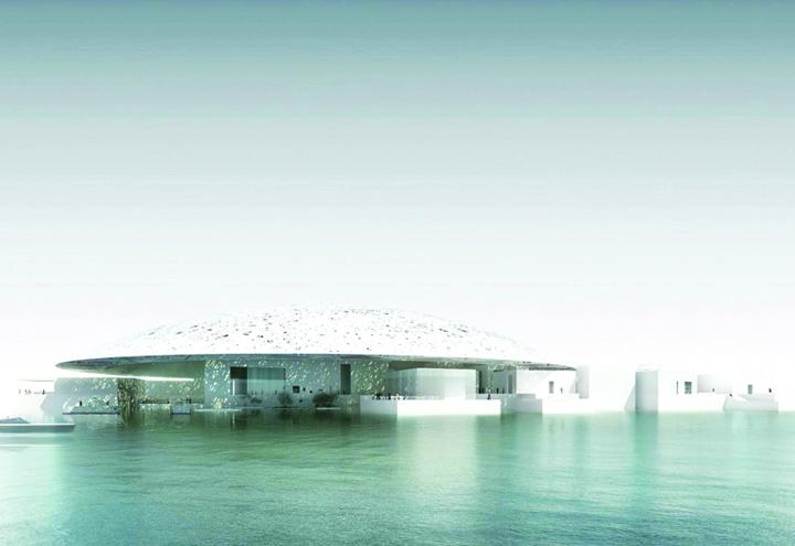 2 1 Se deschide Muzeul Luvru din Abu Dhabi