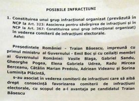 2 Ce scrie, negru pe alb, in raportul Comisiei de ancheta pe alegeri